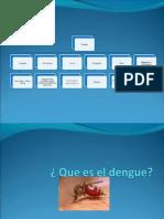Dengue Epidemiox