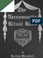 0944087035Necromantic Ritual BookB