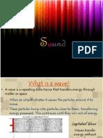Sound - Physics
