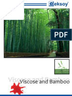 Viscose and Bamboo