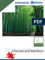 Viscose and Bamboo