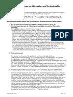 Strahlenterror - Funktionsbeschreibung-Mikrowellenwaffen - Mikrowellen- Und Terrahertzwaffen