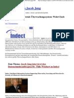 Strahlenfolter - INDECT - Die EU errichtet das totale Überwachungssystem