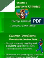 Customer Oritation