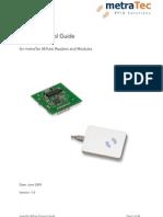 MetraTec MiFare Protocol-Guide