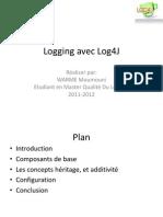 Logging Avec Log4J