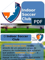 Indoor Soccer Club Tt