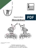 Manual Motosapatoare Szentkiraly
