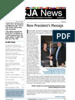 Eusja News - Spring 2012