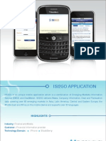 Is i 2 Go Application