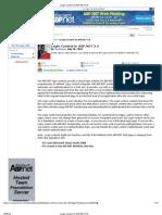 Login Control in ASP.net 3
