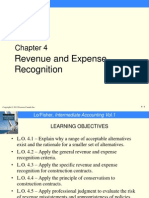 Chapter 4 - Revenue and Expense Recognit