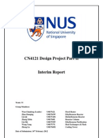 Interim Report_Team 31