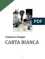 Carta bianca - Tommaso Chiappa