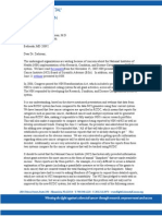 C3 Position on Research, Condition, and Disease Categorization (RCDC) system