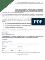 Jog-A-thon Business Sponsor Form2012