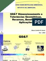 Gd&t Dimensionamento e Tol. Geom. 2