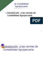 2.Introducción  a las normas de Contabilidad Agropecuaria