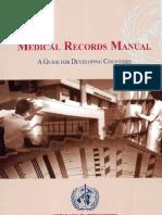 WHO-Medical Records Manual
