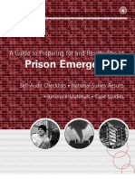 A Guide to Prison Emergencies