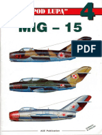 ACE Publication - Pod Lupa 04 - Mikoyan Gurevich MiG-15