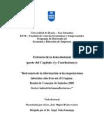 Extracto tesis doctoral José M. Prato