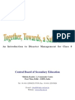 01CBSE-Disaster Management 8th Class