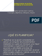 Diaposi Planificacion Educativa