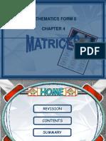 Matrices(Form 5)
