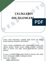 Isil Islemler