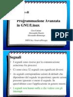 Linux Segnali