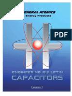 Capacitor Engineering Bulletins