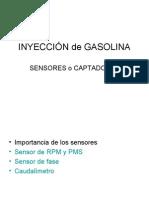 020 INYECCIÓN de GASOLINA SENSORES ORIGINAL