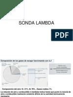 028b SONDA LAMBDA composición