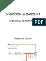 010 INYECCIÓN de GASOLINA ALIMENTACIÓN al