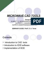 Microwave Cad Tools