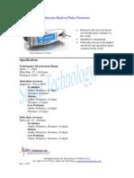 Masimo Radical Pulse Oximeters