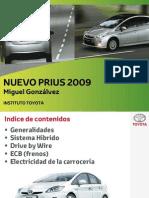 Nuevo Prius 2009