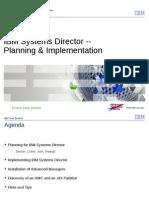 SystemsDirector Planning & Implementation v4