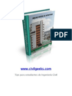 Análisis estatico - Roberto Aguiar