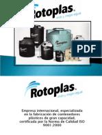 Presentacion Multiproductos Construccion Rotoplas.