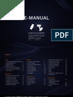 User Manuel- 43 Plasma-ps43d450