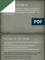 Dividend Management