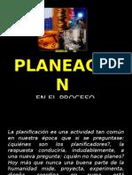 6 La Planeacion