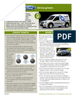 Fact Sheet - Ford Drive Green