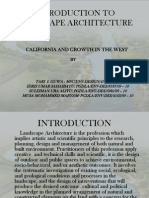 Introduction to Landscape Architecture2