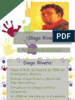Diego Rivera. Ps. Jaime Botello Valle.