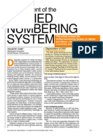 UNS Numbering System