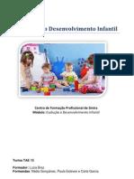 Evolução do Desenvolvimento Infantil tia