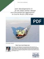 LR, LNG Arctic Shipping